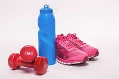 Спорт возражает образ жизни оборудования здоровый активный Стоковые Фотографии RF