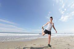 Спорт женщины Стоковые Изображения RF