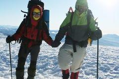 Спорт зим Стоковая Фотография