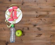 Спорт здоровья и концепция диеты Стоковая Фотография RF
