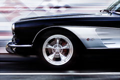 спорт классики автомобиля стоковые фото