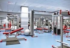 спорт комнаты Стоковые Изображения RF