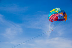 Спорт парашюта Стоковые Фото