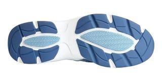 спорт подошвы ботинка Стоковые Фото