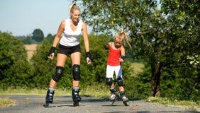 спорт семьи Стоковые Фото
