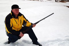 спорт стрельбы Стоковое фото RF