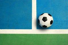 Спорт суда Futsal крытый Стоковые Изображения