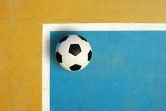 Спорт суда Futsal крытый Стоковое Фото
