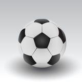 спорт футбола футбола шарика реквизитный Стоковое Изображение