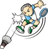 спорт шаржа Стоковые Изображения RF