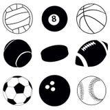 спорт шариков Стоковое фото RF