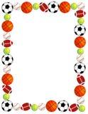спорт шариков Стоковое Изображение RF