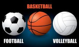 спорт шариков Стоковые Фото
