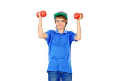 Спорт для подростков Стоковые Фото