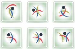 спорт иллюстрация вектора