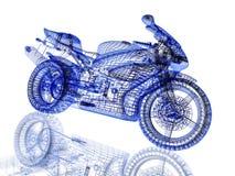 спорт bike 3d Стоковое фото RF