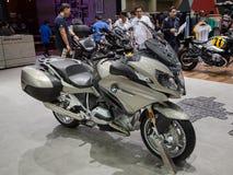 Спорт 1200 BMW r RT путешествуя мотоцикл Стоковая Фотография