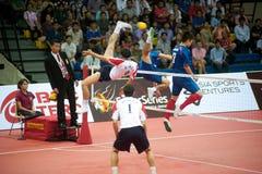 Спорт Sepaktakrew. Стоковая Фотография RF