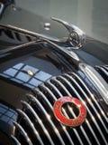 Спорт Skoda популярный - Монте-Карло - автомобиль ветерана Стоковые Фото