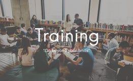 Способность искусств менторства тренировки изучая концепцию развития Стоковая Фотография