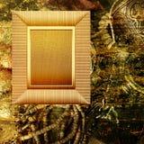 способ карточки предпосылки искусства иллюстрация вектора