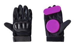 Сползите перчатки Стоковое Фото