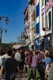 Справедливая ветчина Байонна Франция Стоковые Фотографии RF