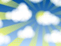 справедливая погода Стоковое Изображение RF