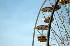 справедливое колесо ferris Стоковые Фото