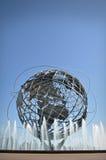 справедливый новый мир york unisphere s Стоковая Фотография RF