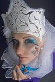 справедливый сумашедший кабель снежка princess Стоковая Фотография