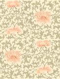Справочная информация вектор Картина традиционного китайския флористическая безшовная для вашего дизайна Стоковое Изображение RF