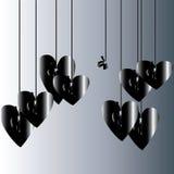 Справочная информация Жизнь без влюбленности Стоковое Изображение RF
