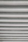 Справочная информация Текстура горизонтальных прямых металла прямых с дефектами Вертикальная рамка Стоковая Фотография