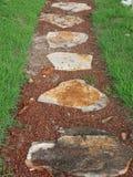 справьтесь камень Стоковая Фотография RF