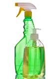 спрейер жидкостного мыла бутылки Стоковые Изображения