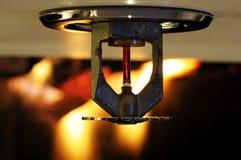 спринклер пожара Стоковая Фотография RF