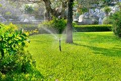 Спринклер сада Стоковое Изображение RF