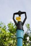 спринклер сада Стоковая Фотография