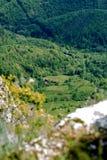 Спрятанная долина Стоковое Фото