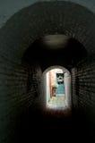 спрятанный вход Стоковая Фотография RF