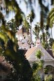 Спрятанный коттедж ферзя Энн стоковое изображение