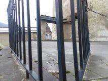 Спрятанный объект замка стоковая фотография rf