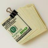 Спрятанный доход. Стоковое Фото