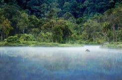 спрятанный рай тропический стоковая фотография rf