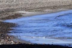 Спуская волны Стоковые Изображения