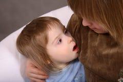 спуски ребенка стоковая фотография