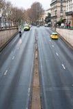 Спуск к тоннелю дороги Стоковые Фотографии RF