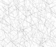 Спутанная текстура тонких линий бесплатная иллюстрация