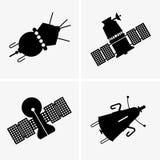 спутники Стоковое Изображение